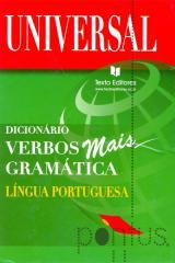 Dicionário universal verbos + gramática LP