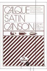 Papel vegetal Canson A4 110/115g (100 folhas)