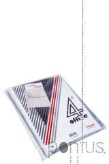 Bolsa catálogo 4office A4 PP cristal (100 unid.)