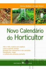 Novo calendário do horticultor