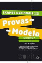 Provas modelo Matemática 12º ano