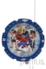 Relógio de parede Beyblade ref.h681