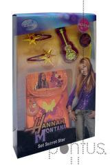 Set Hannah Montana secret star ref.b842