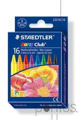 Lápis de cera Staedtler Noris Club c/16 cores