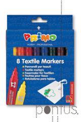 Marcador Primo para tecido c/8 cores