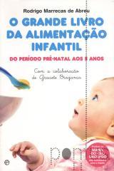 O grande livro da alimentação infantil
