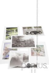 Cartões col.pot pourri & graphite
