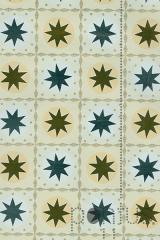 Papel 70x100cm Natal n. estrelas dour ref.41.71503