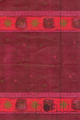 Papel 70x100cm Natal nat. kraft ref.41.23559