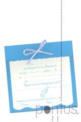 Convite de nascimento ref.79091/ct