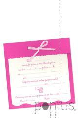 Convite de nascimento ref.79092/ct
