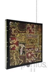 Maxi note book-tribal three pautado