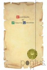 Diploma de comunhão ref.1034