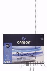 Bloco Montval Canson A3 12f 300g (grão fino)