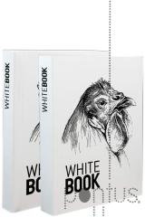 Caderno Make Notes White book A4 160f 80g