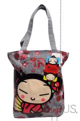 Shopping bag Pucca colours forever