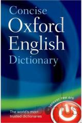 OXF pocket oxford english dictionary 11ª Ed