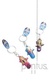 Porta-chaves Hannah Montana ref.wd5373 em display