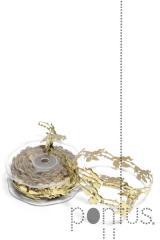 Galão 45.290358 10yx21mm anjos dourado