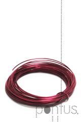Aluminio 33.96986 11.70mx2mm vermelho