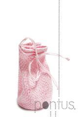 Saco 6x10cm rosa