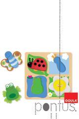 Puzzle campo (tecido) Goula ref.53012