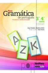 Nova gramática de português - 3º e 4º Anos
