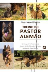O treino do pastor alemão