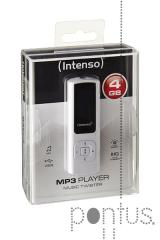 MP3 player Intenso music twister 4GB branco