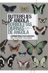 Butterflies of Angola / Borboletas Diurnas vol. I