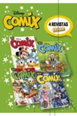 Pack BD Comix disney 1 (1 ao 4)