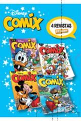 Pack BD Comix disney 3 (9 ao 12)