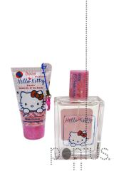 Conjunto perfume + gel Hello Kitty scribble 10998