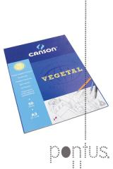 Bloco papel vegetal Canson 297x420 50f 90g