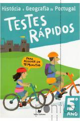 Testes rápidos História e Geografia Portugal - 5º