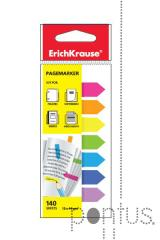 Index ErichKrause 25mmx45mm 140f em cores