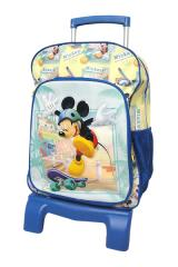 Mochila Mickey c/trolley 430x340x150mm