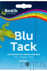 Massa adesiva azul 57g Bostik Blu-Tack