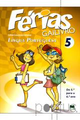 Férias gailivro 5º ano língua portuguesa