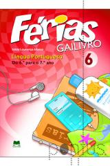 Férias gailivro 6º ano língua portuguesa