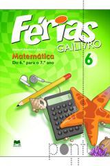 Férias gailivro 6º ano matemática