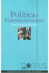 Política e entretenimento (capa brochada)
