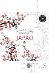 Mini colorir anti-stress: Japão