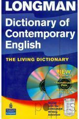 LNG Dictionary of contemporary English 6ª edição