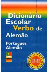 Dic. verbo escolar portugues/alemao