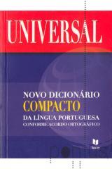 Novo dicionário compacto Língua Portuguesa