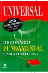 Dicionário universal fundamental Língua Portuguesa