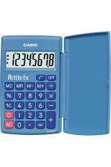 Calculadora de bolso LC-401LV azul c/8 dígitos