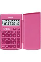 Calculadora de bolso LC-401LV rosa c/8 dígitos