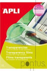 Transparência Apli p/laser cx.100f